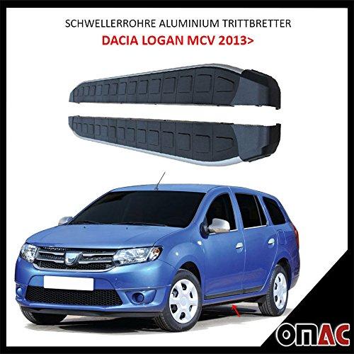 schweller tubi alluminio Pedane DACIA LOGAN MCV 2013> Dolunay (213)