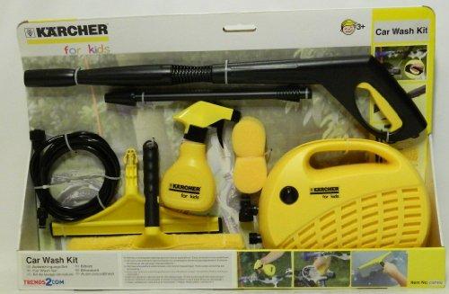 Preisvergleich Produktbild KÄRCHER K 2.01 Autowaschset for Kids / für Kinder 0.017-928.0