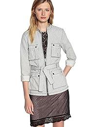 1c06a5f7df Sahariana - Giacche e cappotti / Donna: Abbigliamento - Amazon.it