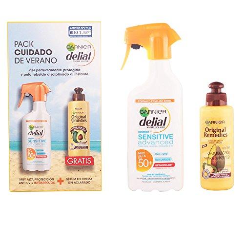 Garnier Delial Sensitive Lait Hydratant + Écran Solaire 300 ml