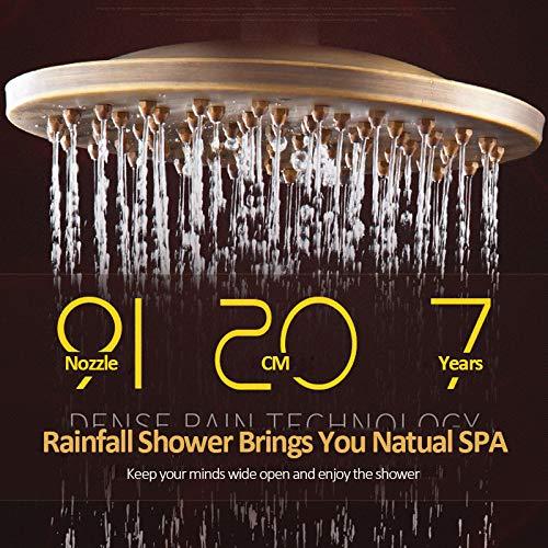 Zoom IMG-2 rubinetto set 8set doccia a