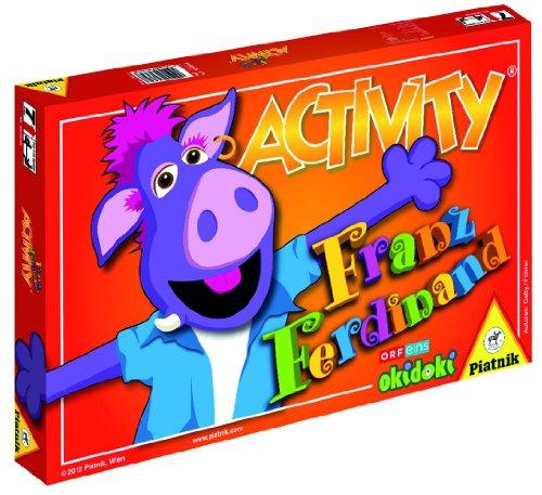 Preisvergleich Produktbild Piatnik 6036 - Activity Franz Ferdinand