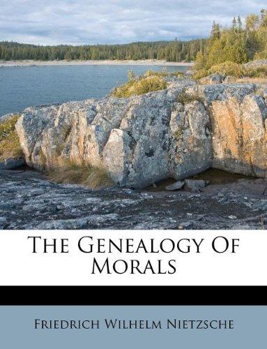 The Genealogy of Morals (Paperback)