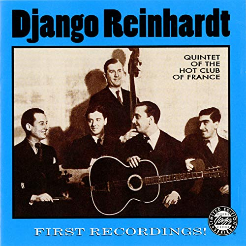 Quintett of the Hot Club of France-First Recording