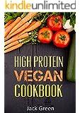 Vegan: High Protein Vegan Cookbook-Vegan Diet-Gluten Free & Dairy Free Recipes (Slow cooker,crockpot,Cast Iron) (vegan,vegan diet,vegan slowcooker,high ... free,dairy free,low carb)