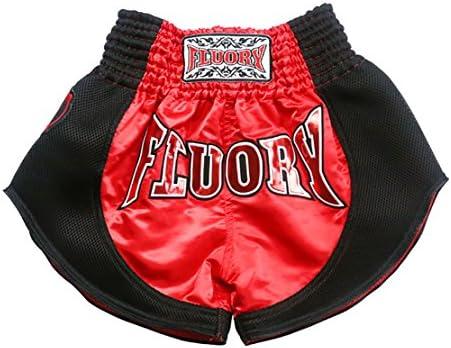 the latest e1366 3a68b FLUORY da combattimento Muay Thai, Thai, Thai, MMA pantaloncini  abbigliamento training Cage Fighting Grappling arti marziali kickboxing  pantaloncini ...