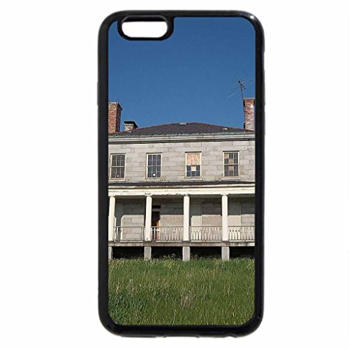 iPhone 6S / iPhone 6 Case (Black) Kennebec Arsenal Augusta, Maine 1