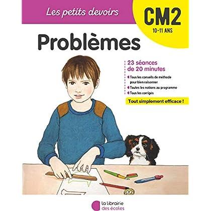 Les Petits devoirs - Problèmes CM2