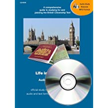 Life in the UK Test Audio Study Material on CD: Audio and Digital Text Version