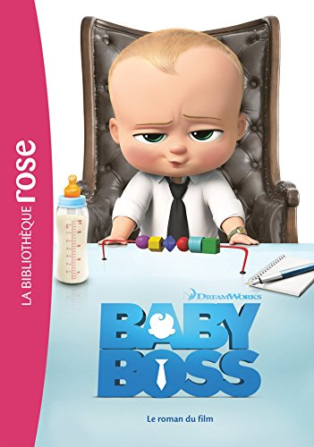Baby Boss - Le roman du film