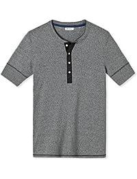 Herren Shirt 1/2 Jacke Karl-Heinz Schiesser Revival 139-053-000