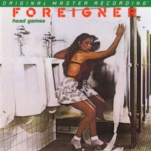 Foreigner: Head Games