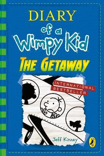 Diary of a Wimpy Kid: The Getaway (book 12)