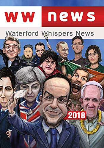 Waterford Whispers News 2018 Cover Image