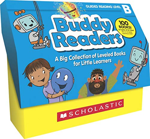 Set): Level B: A Big Collection of Leveled Books for Little Learners ()