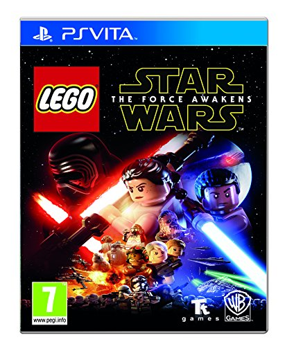 Star Lego Wars Play Station (LEGO Star Wars: The Force weckt)