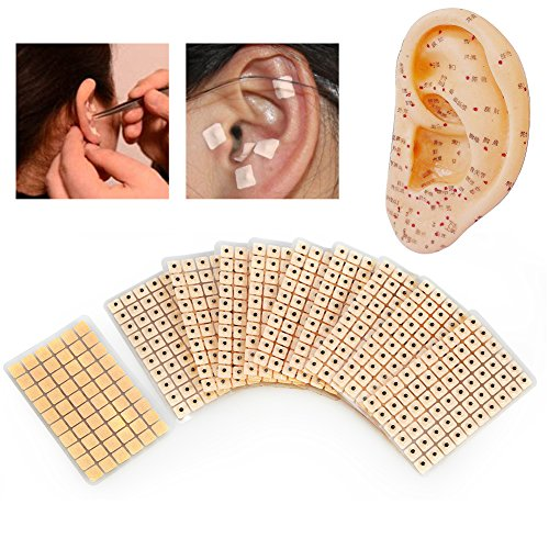 Zoom IMG-3 semi orecchio massaggio agopuntura stampa