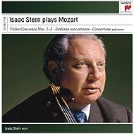 Isaac Stern plays Mozart