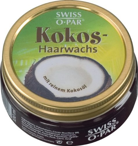 Swiss O-Par Kokos-Haarwachs 100 ml by Swiss O Par