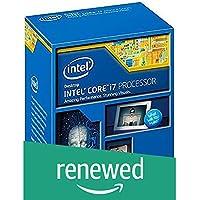 Procesador Intel Core BX80646I74790K i7-4790K (caché de 8 M, hasta 4,40 GHz) (reacondicionado) CPU Only