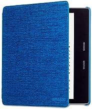 Kindle Oasis Waterbestendige hoes van textiel, blauw, compatibel met de 9de generatie (2017) en 10de generatie