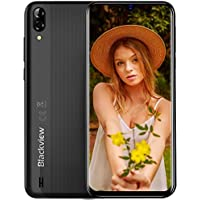 Smartphone Offerta del Giorno, Blackview A60 6.1''Waterdrop Schermo, 13MP+5MP, 4080mAh Batteria Cellulari Offerte, 128GB Espandibili Cellulare, Dual SIM Economici Telefoni Mobile, 16G ROM Android 8.1
