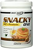 Best Body Nutrition Snacky One Protein Pancake natural, 1er Pack (1 x 300 g)