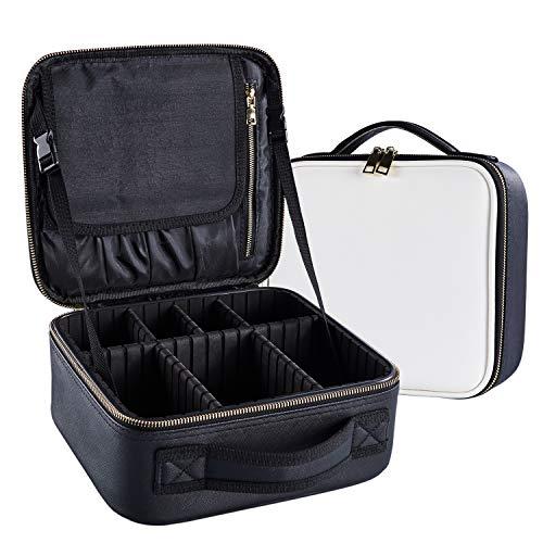 DCCN Kosmetikkoffer Reise Beauty Case Klein 25 * 23 * 10cm