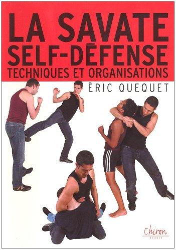 La savate self-défense