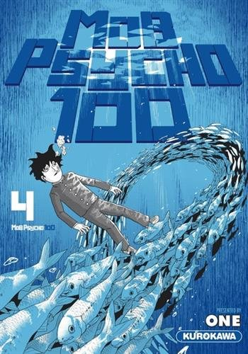 Mob psycho 100, Tome 4 :