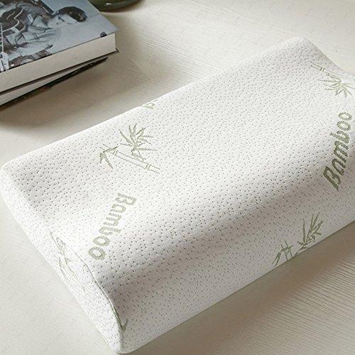 uenjoy-contour-memory-foam-pillow-bamboo-fiber-luxury-firm-head-neck-support
