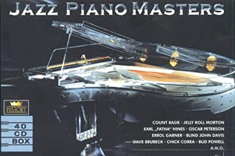 V.a.-Jazz Piano Masters 40cd