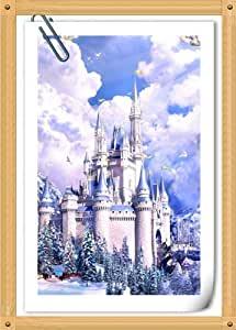 Castle of Dreams DIY color bead stone painting sky (japan import)