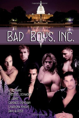 Charisma-bad (Bad Boys, Inc. by J. A. Saare (2010-11-24))