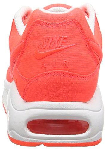 Nike - Air Max Command Txt, Sneakers da donna Arancione (hot lava/hot lava-white 881)