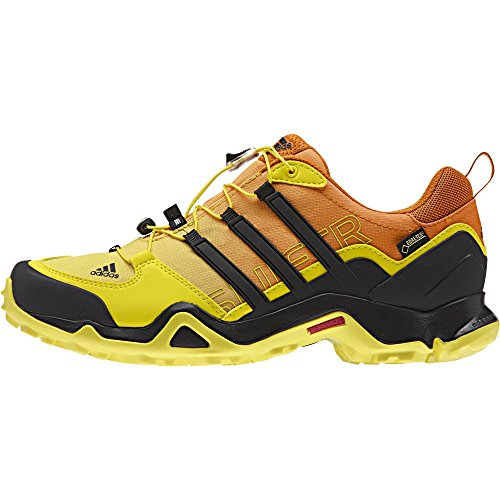 adidas Terrex Swift R Gtx, Chaussures de Randonnée Homme Jaune - Varios colores (Amarillo (Amabri / Negbas / Naruni))