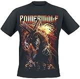 Powerwolf Via Dolorosa T-Shirt schwarz XL