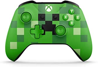 Microsoft Xbox One Wireless Controller Minecraft Creeper - Limited Edition (Green)