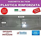 IDOR STORE BASE VASCHETTA RACCOGLIGOCCE SCOLAPIATTI COLAPIATTI 76 CM PLASTICA RINFORZATA