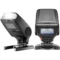 Neewer® MK320- Flash Speedlite TTL con pantalla LCD,  led auxiliar de enfoque, para cámaras de fotos Panasonic Lumix DMC GF7 GM5 GH4 GM1 GX7 G6 GF6 GH3 G5 GF5 GX1 GF3 G3, Olympus OM-D E-M5 II E-M10 E-M1 PEN E-PL7 E-P5 E-PL6 E-PL5 E-PM2 E-P3 E-PL3 E-PM1 E-PL2