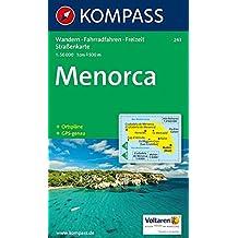 Menorca 243 GPS kompass