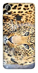 Wow 3D Printed Designer Mobile Case Back Cover for HTC M10 PRO/M10 Pro