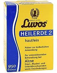 Luvos Heilerde 2 hautfein Pulver, 950 g