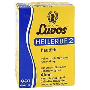 Luvos Heilerde 2 - hautfein, 950 g