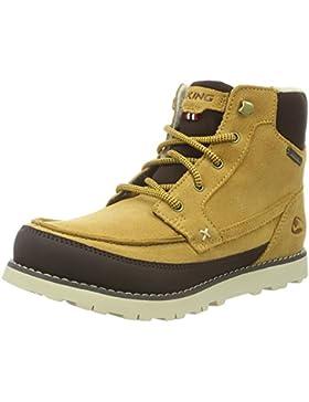 Viking Unisex-Kinder Kjenning Jr Combat Boots