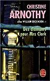 Des diamants pour Mrs Clark : Tome 1