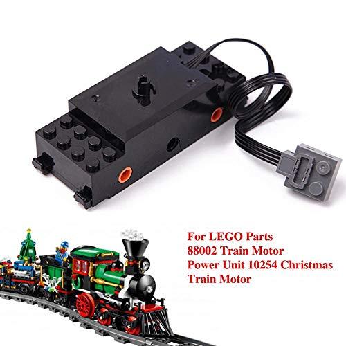 cbjmd Train Motor Power Group , Kompatibel mit Lego Teilen 88002 Für 10254 Weihnachten Train Motor -