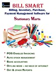BILL SMART Basic Accounting Billing Inventory & Stock Management Software For Stationary
