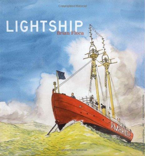 Lightship por Brian Floca