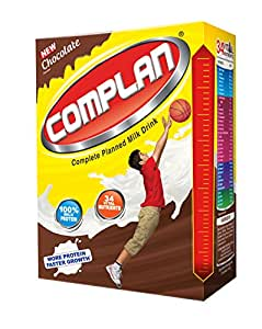 Complan Refill - 200 g - (Chocolate)